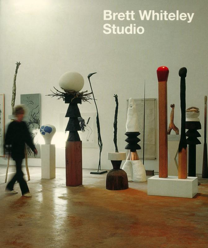 the conceptual frame work brett whiteley